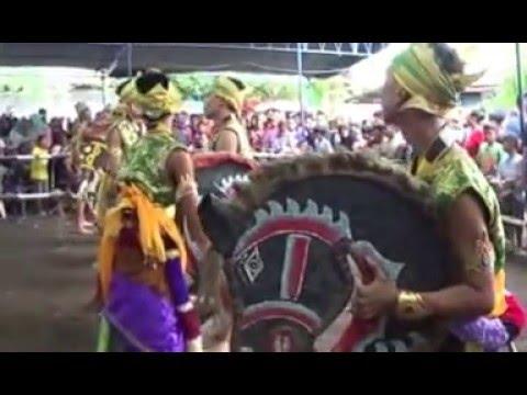Jathilan Kudho Karenggo Babak 1 (Cowok) 28 Nov 2015