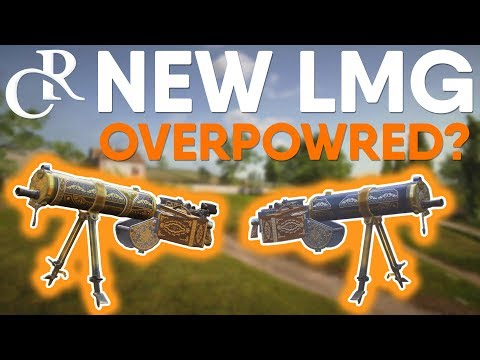NEW M1917 Browning MG - OVERPOWERED OR NOT? - Battlefield 1 Turning Tides DLC
