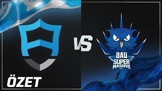Team AURORA ( AUR ) vs BAUSuperMassive ( SUP ) 1. Maç Özeti | 2018 VFŞL Kış Mevsimi Yarı Finali