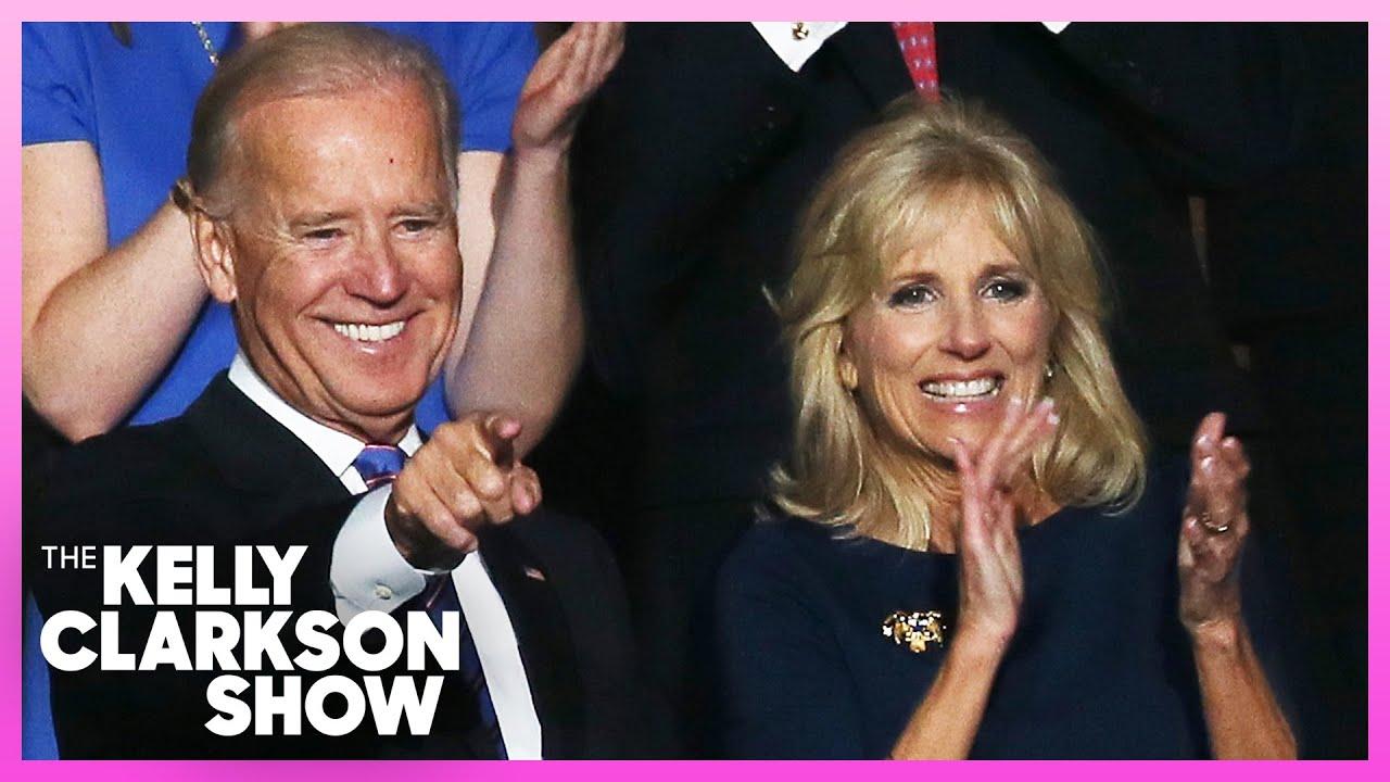 First Lady Jill Biden's First Date With President Joe Biden | Extended Cut
