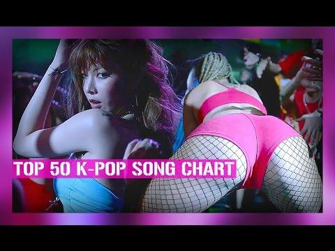 [TOP 50] K-POP SONGS CHART - AUGUST 2016 (WEEK 1)