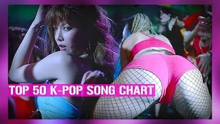 Video [TOP 50] K-POP SONGS CHART - AUGUST 2016 (WEEK 1) download MP3, 3GP, MP4, WEBM, AVI, FLV Januari 2018