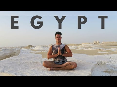 THE MOST EPIC WEEK OF MY LIFE - Egypt Pyramids | Around The World in 49 Days (3 of 6)