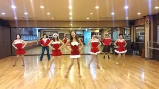 Mambo Santa Mambo Line Dance (Beginner)
