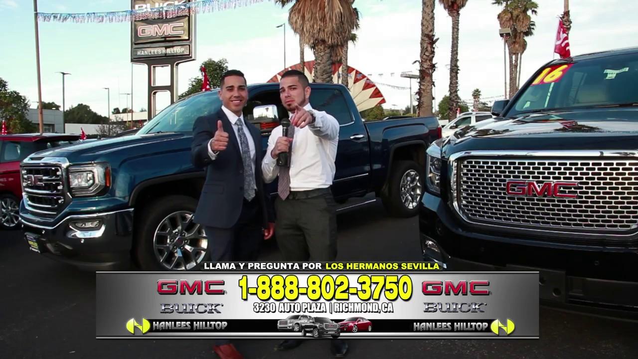 buick gmc hilltop richmond con los hermanos sevilla febrero comercial 2 youtube buick gmc hilltop richmond con los