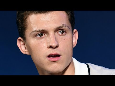 Tom Holland Reacts To Olivia Bolton Dating Rumors