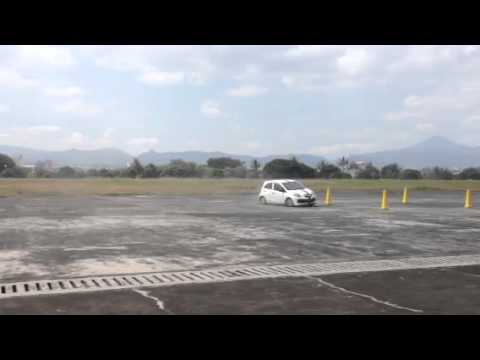 Honda BRIO test drive: Indonesia