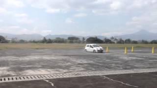 Honda BRIO test drive: Indonesia