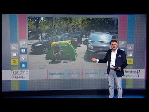 #بي_بي_سي_ترندينغ: فيديو ساخر لحمار يركب تاكسي في الأردن..ما قصته؟  - نشر قبل 34 دقيقة