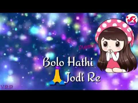 Sorry Sorry Bolu Hath Jodi Re (female Voice ).. (sanam Khan ).