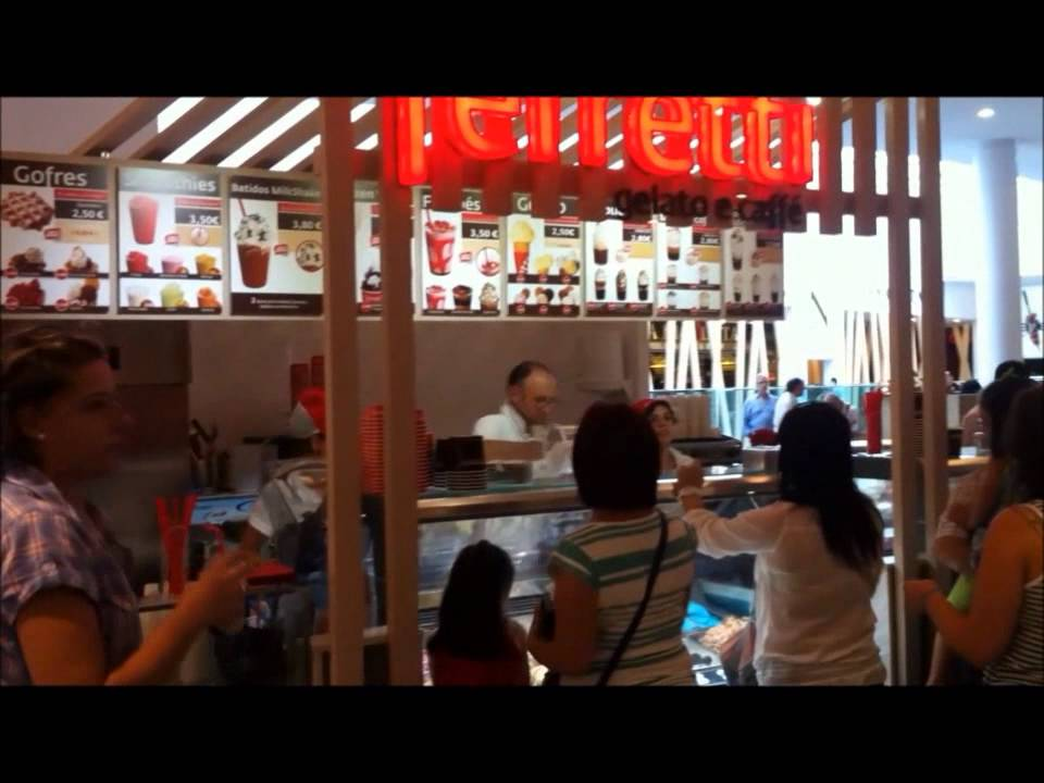Ferretti valladolid rio shopping primer dia youtube for Autobus rio shopping valladolid