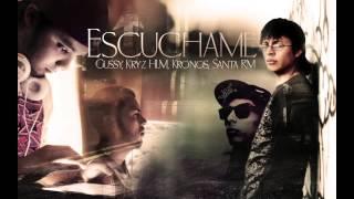 Escúchame - Santa RM Ft. Gussy, Kronos & Kryz HLM - SantaRMTV - 2012