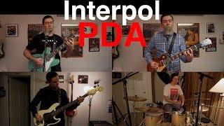 Interpol - PDA (Cover by Joe Edelmann)