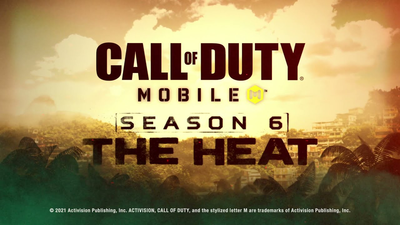 Call of Duty®: Mobile - Announcing Season 6: The Heat