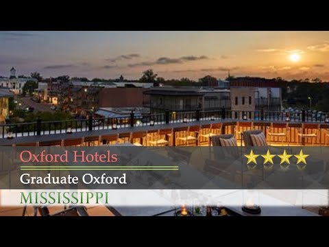 Graduate Oxford - Oxford Hotels, Mississippi