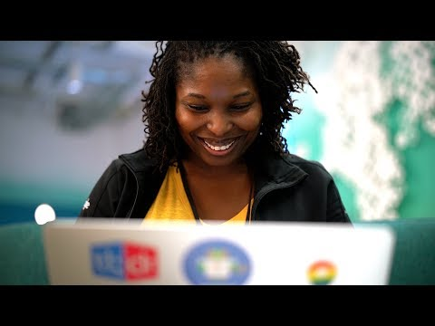 Angela's Career Journey to Become a Software Engineer at Google