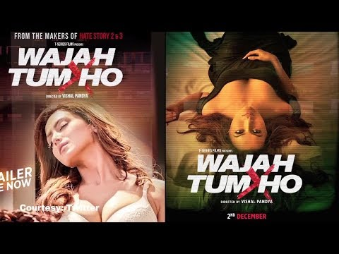 Wajah Tum Ho-Full Video (Title Song) Mithoon, Tulsi Kumar, Sana Khan, Sharman, Gurmeet
