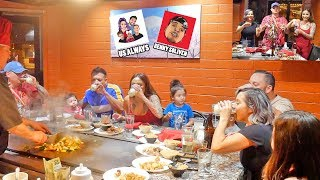 DINNER with US ALWAYS + BENNY SOLIVEN