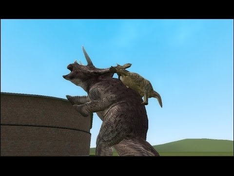 Triceratops and Friends: Animal Info EP2: Ceratopsidae