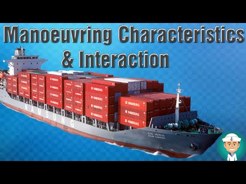 Manoeuvring Characteristics And Interaction