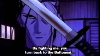 The epic fight between kenshin and saito (rank as 5 anime sword battle) i don't own ot music in this video you can watch full ...