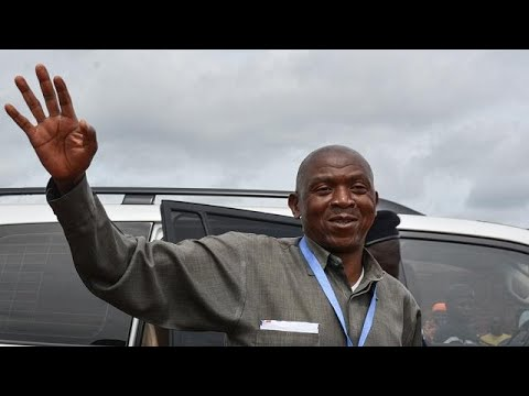 Burundi's opposition choose Agathon Rwasa to contest presidential elections