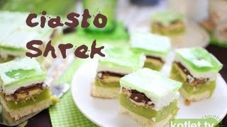 Ciasto Shrek - Kotlet.TV