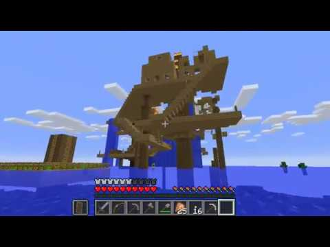 Minecraft Survival AMPLIFIED S2 #23 - 'Searching the Ruins...'