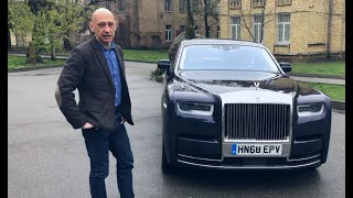Тест ROLLS-ROYCE PHANTOM 2019 в Украине