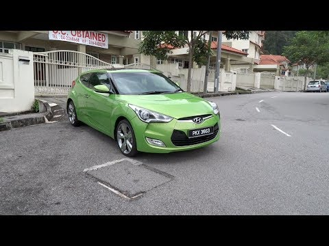 2012 Hyundai Veloster 1.6 Premium Test Drive