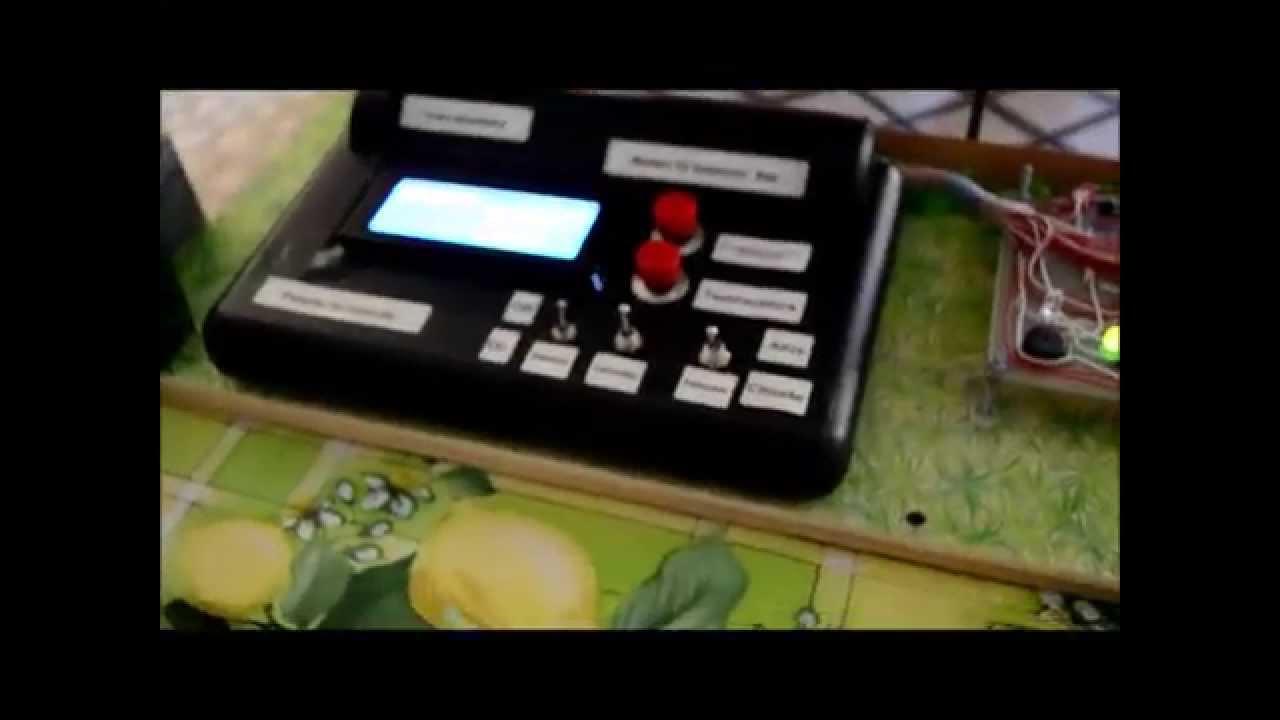 Casa domotica con arduino plastico youtube