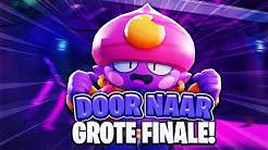IK BEN DOOR NAAR DE GROTE FINALE!! #TeamBawz