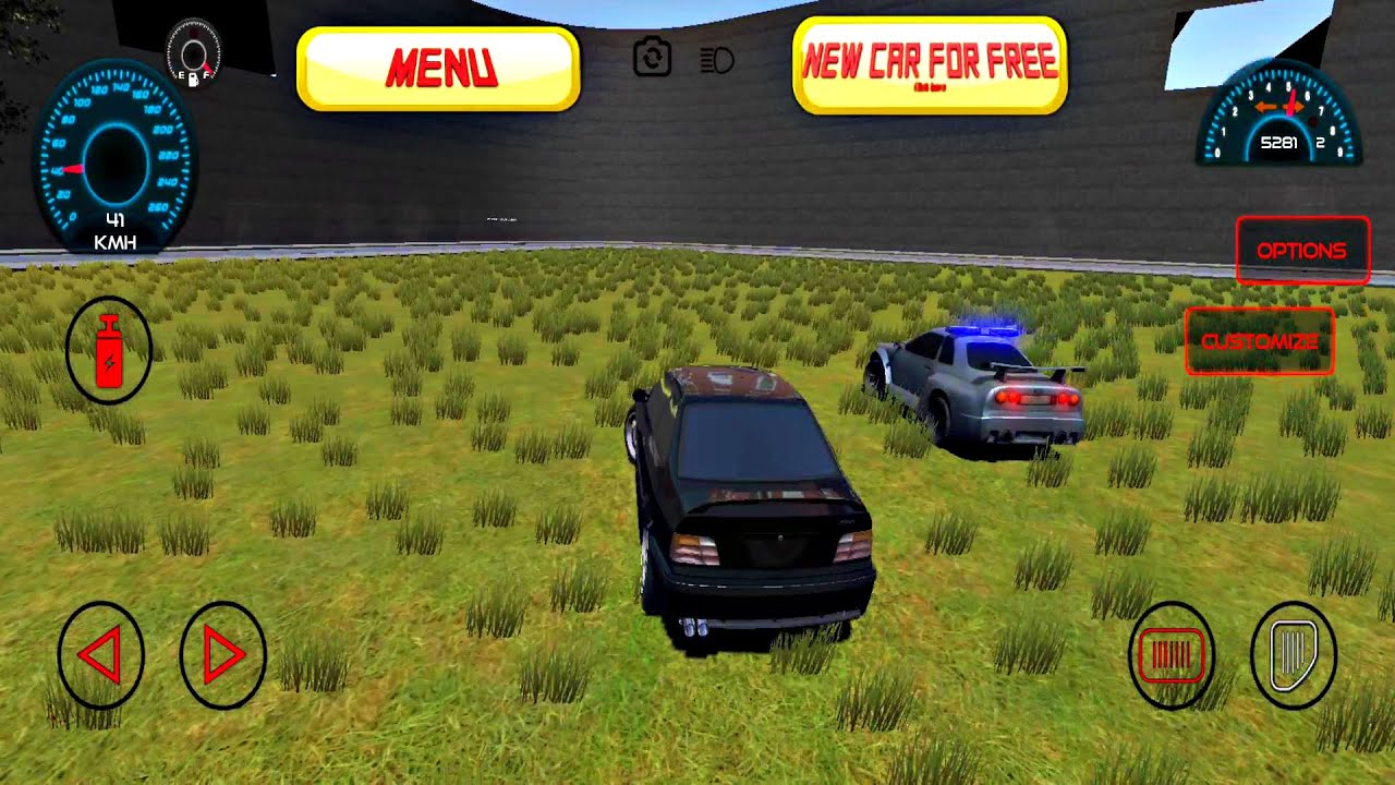 Driving Simulators - Ultimate Car Simulator Lite - Car Driving Games - Android ios Gameplay