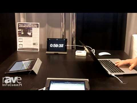 InfoComm 2014: Show Pro Software Demonstrates Digital Cue Sheet for Live Event Industry