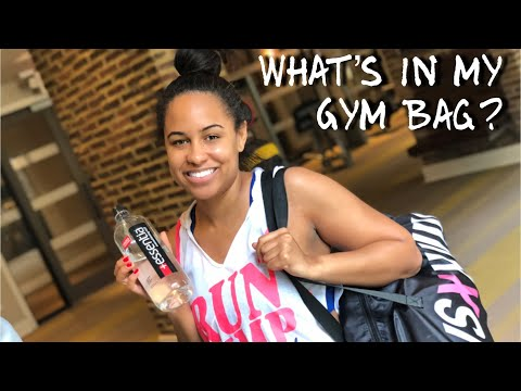 what's-in-my-gym-bag?-|-weightloss-essentials