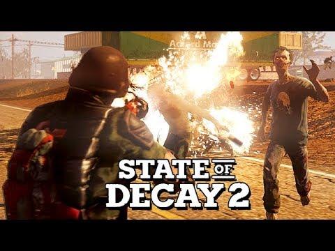State of Decay 2 Gameplay German - Mensch gegen Mensch