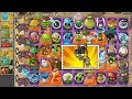 Plants vs Zombies 2 - 1000 Zombi Levantatumbas vs Todas las Plantas