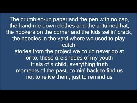 Lupe Fiasco- Never forget you lyrics