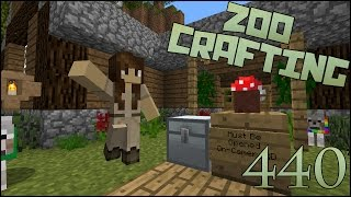Birthday Surprises & Dreams of Dinosaurs!! 🐘 Zoo Crafting: Episode #440