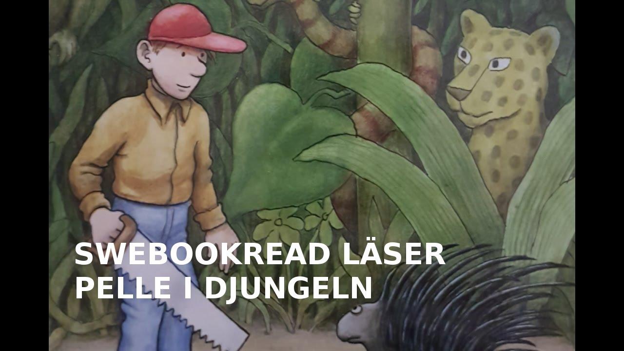 pelle i djungeln