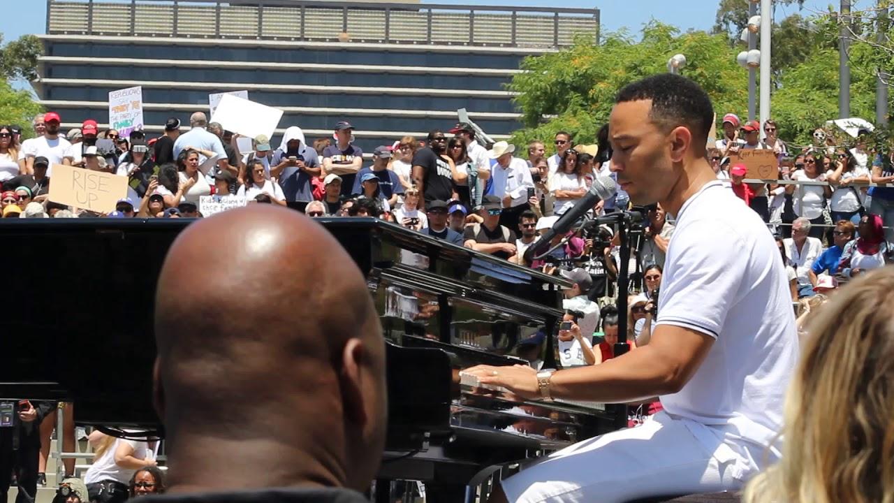 Download John Legend 'Preach'