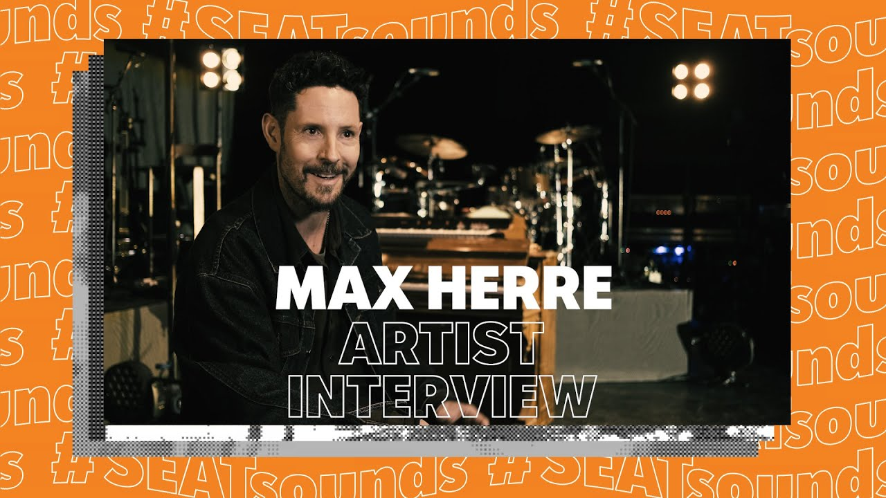 #SEATsounds On Air – Artist ITV: Max Herre