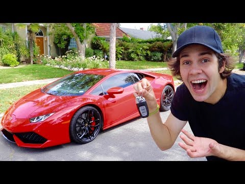 Thumbnail: HE SURPRISED ME WITH A LAMBORGHINI!!