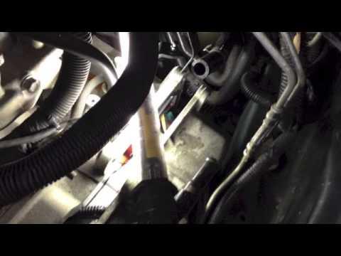 TCC Solenoid Repair / 2000 Cadillac Seville STS Part 1 - YouTube