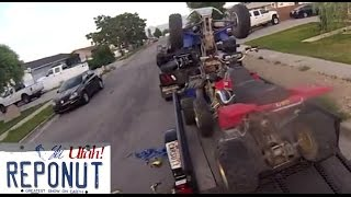 Utilizing The Brother In Law To Repo A Triple Header In One Trip - 09/24/2015