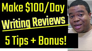  100% free money making video series: https://benjisdad.com a question i get asked most often is how do paid to write reviews? in today's video, bre...