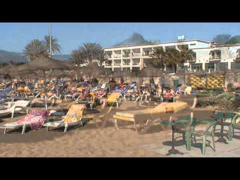 STAFA REISEN Video: Agadir Strand, Marokko