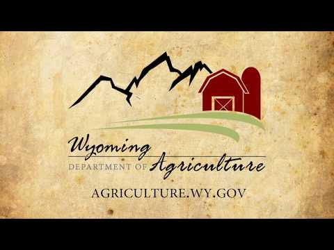 Wyoming Agriculture Overview