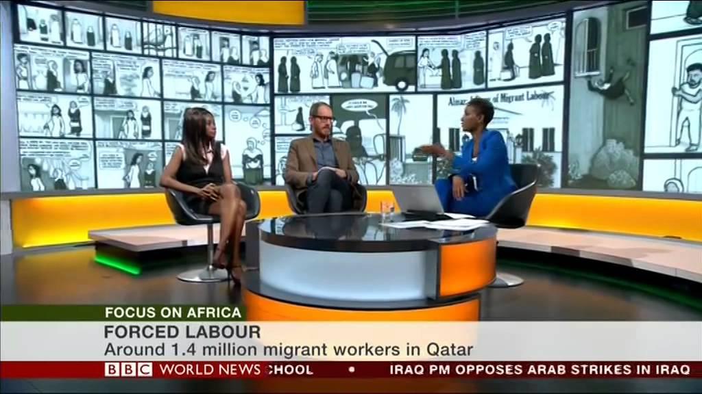 Bbc World News Focus On Africa Youtube