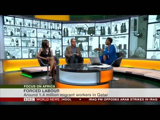 BBC World News - Focus on Africa